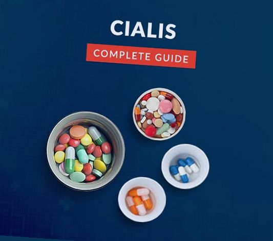 take cialis with food